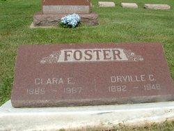 Clara Emma <i>Lauer</i> Foster
