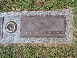 Elizabeth Marie <i>Daymude</i> Dixon