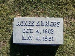Agnes <i>Stone</i> Briggs