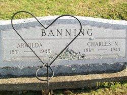Arwilda <i>Oller</i> Banning