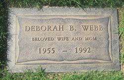 Deborah B Webb