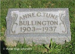 Anne C. <i>Tune</i> Bullington