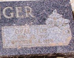 Oval Henry Tob Baysinger