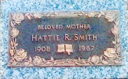 Hattie Lucile Smitty <i>Rochester</i> Smith