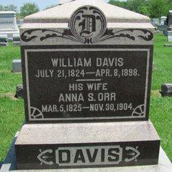 Anna S. <i>Orr</i> Davis