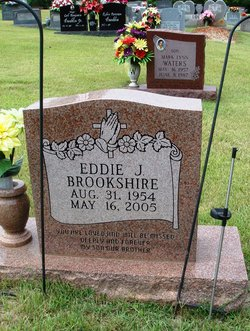 Eddie J Brookshire