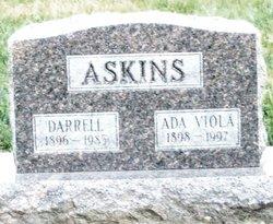 Ada Viola <i>Urschel</i> Askins