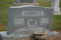 Grace F Ambrose