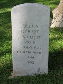 Delos Durfee