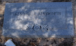 Kendall Lee Ainsworth
