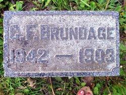 Charles F Brundage
