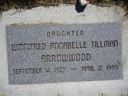 Winnifred Annabelle <i>Tillman</i> Arrowwood