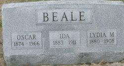 Lydia May <i>Whipple</i> Beale
