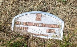 Bessie Lea <i>Kelley</i> Carr