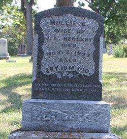 Mollie E. Herbert