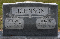 Ruby Grace <i>Neely</i> Johnson
