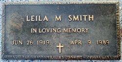 Leila Marie <i>Eaton</i> Smith