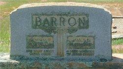 James E Barron
