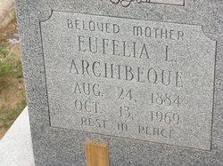 Eufelia Archibeque