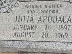 Julia Apodaca