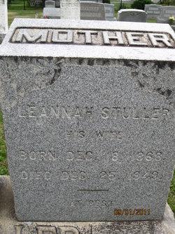 Leannah <i>Lindsay</i> Stuller