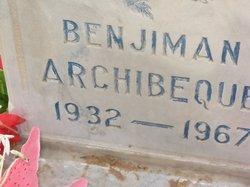 Benjiman Archibeque