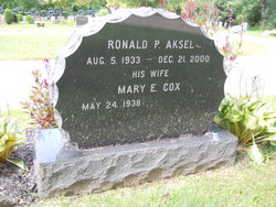 Ronald P. Aksel