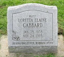 Loretta Elaine Runt Gabbard