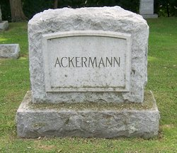 Bertha M Ackermann