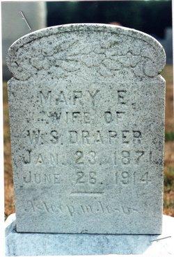 Mary E. <i>Griffin</i> Draper