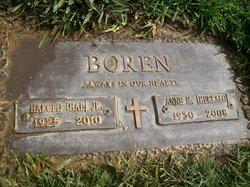 Anne M <i>Herkalo</i> Boren