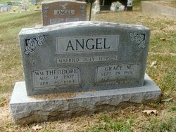 Grace Malinda <i>Yount</i> Angel