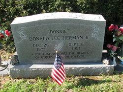 Donald Lee Donnie Herman, Jr