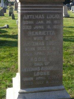 Artemas Locke