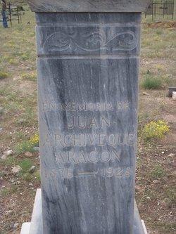 Juan Archiveque Aragon