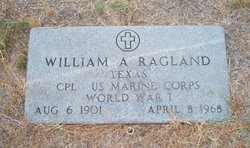 William A. Ragland