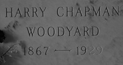 Harry Chapman Woodyard