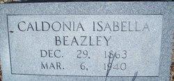 Caledonia Isabella <i>White</i> Beazley