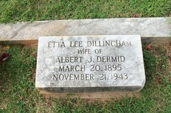 Etta Lee <i>Dillingham</i> Dermid