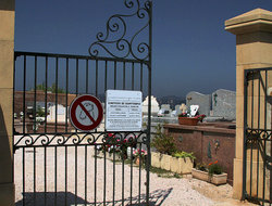 Cimeti�re marin de Saint Tropez