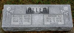 Allegra <i>Witts</i> Allen
