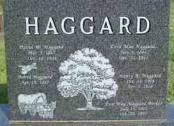 Eva Mae <i>Haggard Line</i> Barker