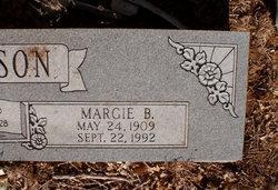 Margie Burnett <i>Thompson</i> Jackson