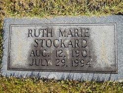 Ruth Marie <i>Craig</i> Stockard