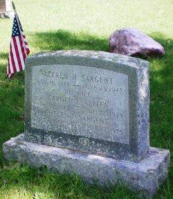 Caroline A. <i>Iten</i> Sargent