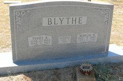Perry R Blythe