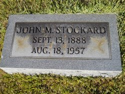 John Martin Stockard