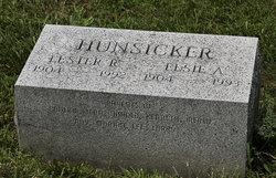 Elsie Gertrude <i>Algard</i> Hunsicker