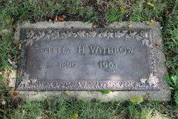 Stella Hagar <i>Winchester</i> Withrow