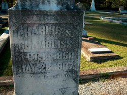 Charles Stanley Charlie Chambliss